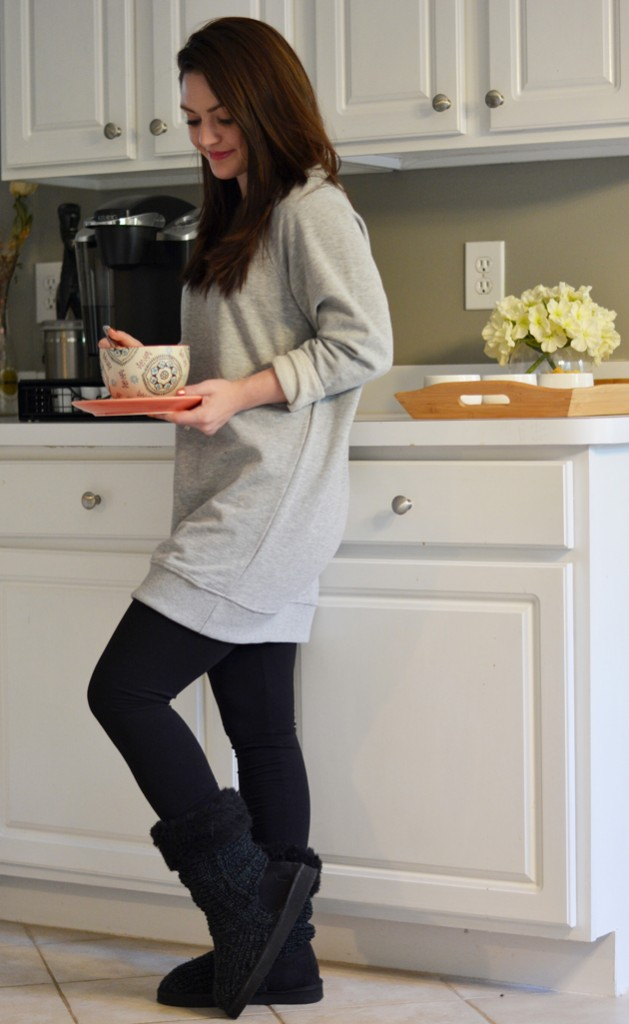 Chili Recipe and Cozy Fall Loungewear