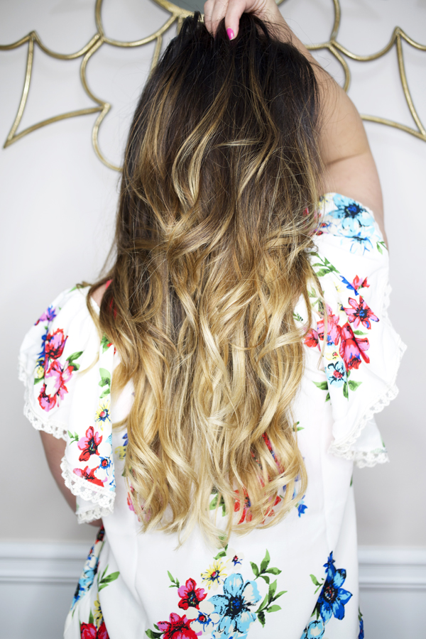 Care for Your Ombre back