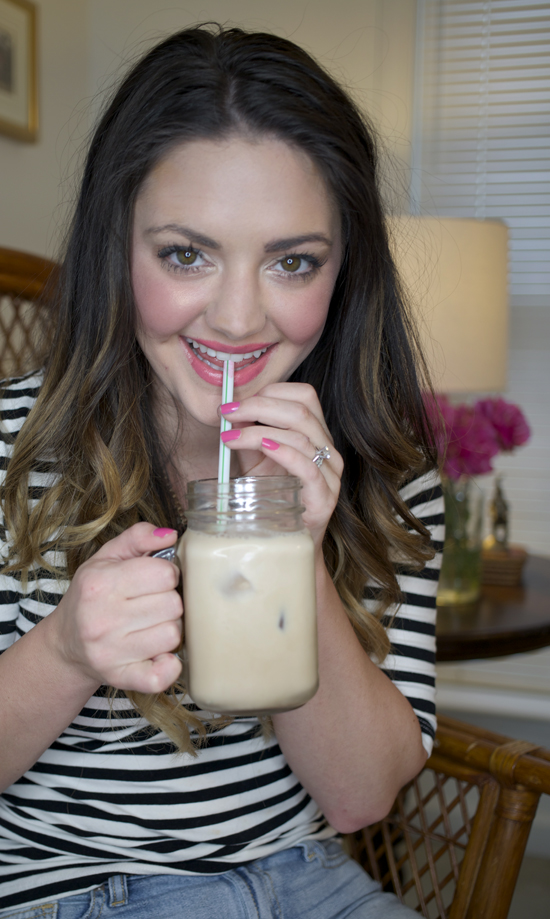 Mae Amor: Tazo Iced Chai latte concentrate