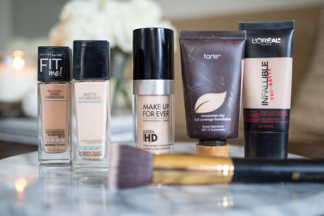 Best Foundations of 2015 via @maeamor