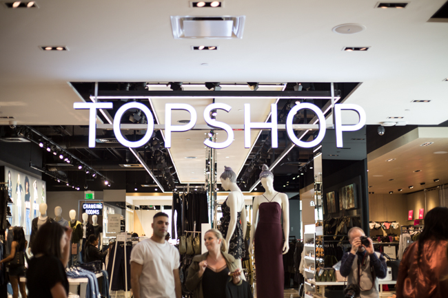 Topshop x Her Campus Dress Up and Go Event Recap - via @maeamor
