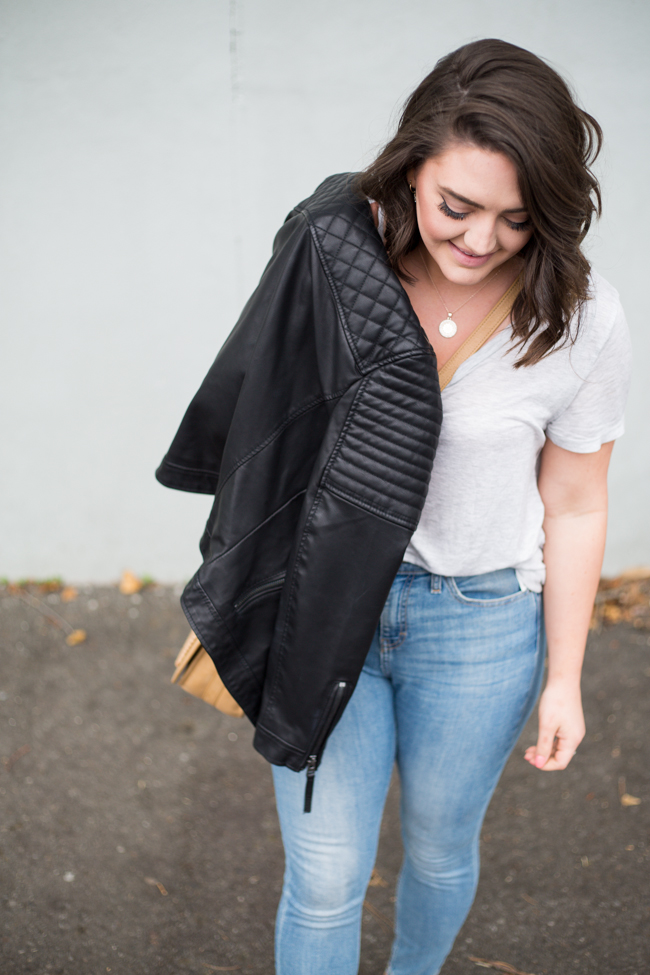 How to Wear Basics Like a Boss - via @maeamor