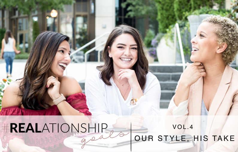 #REALationshipGoals Volume 4: Our Style, His Take | What Bae Really Thinks of My Style