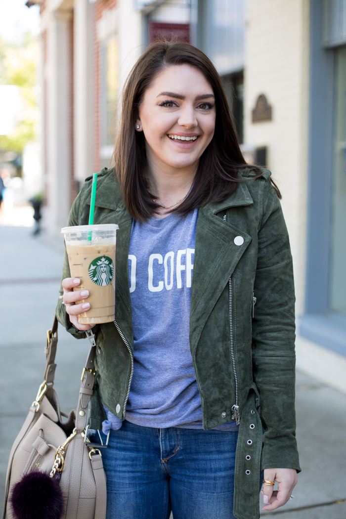 Private Party Iced Coffee Tee - via @maeamor