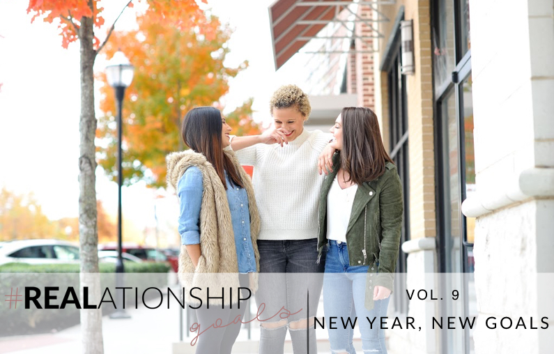 #REALationshipGoals | New Year, New Goals | Setting Goals with Your Significant Other