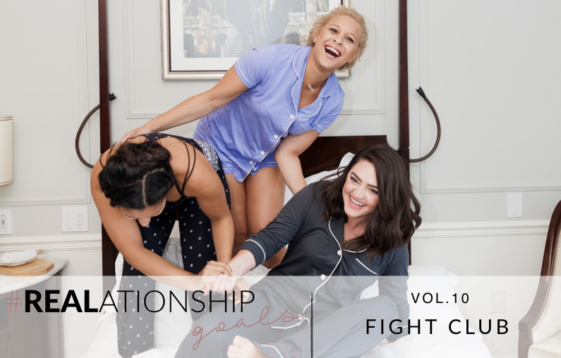 #REALationshipGoals Volume 10 - #FIGHTNIGHT | How to Handle Fights with Your Significant Other | Tips for Handling Fights with Your Spouse