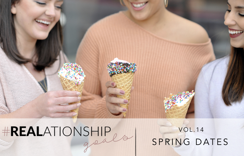 #REALationshipGoals | Spring Date Ideas | Marriage Advice | Fun Dates for Spring | @maeamor