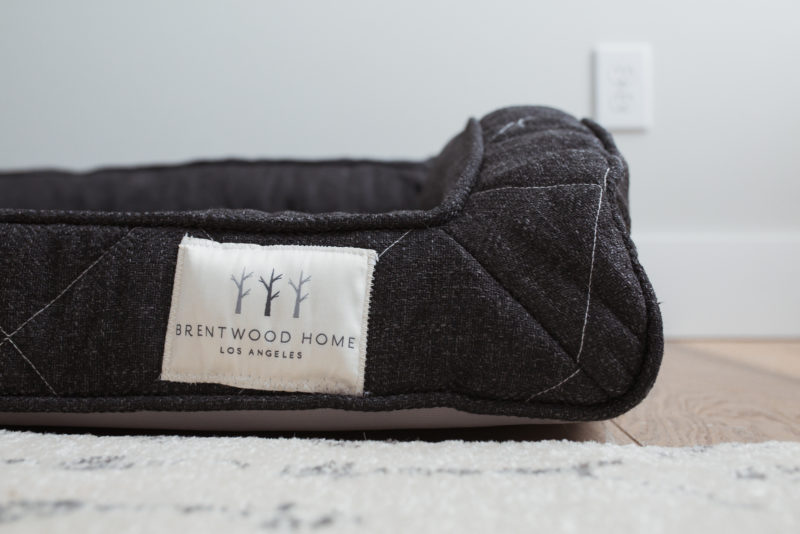 Brentwood Home Runyon Pet Bed | via @maeamor