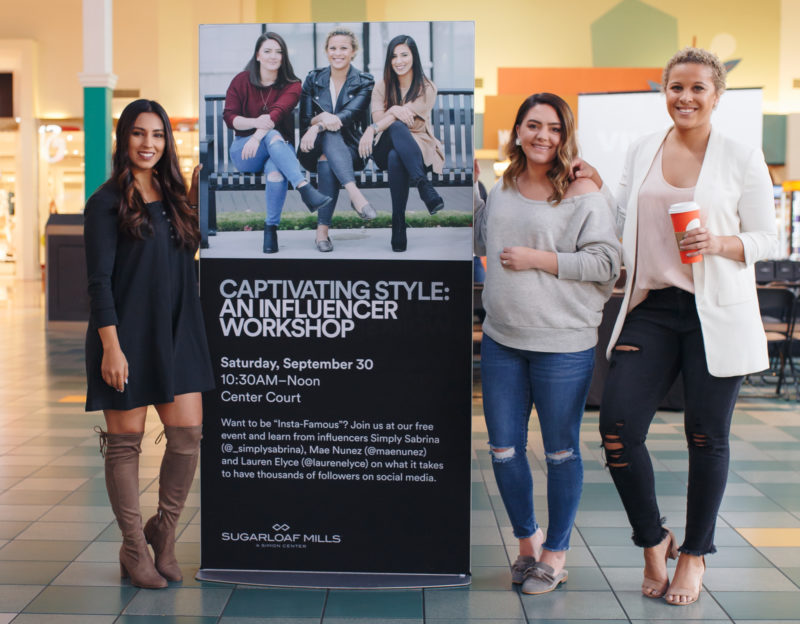 Sugarloaf Mills Captivating Style Event